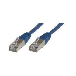 MicroConnect F/UTP CAT5e 5m Blue PVC Reference: B-FTP505B
