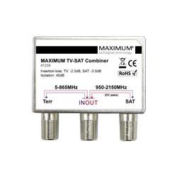 Maximum TV-SAT Combiner Reference: 1239