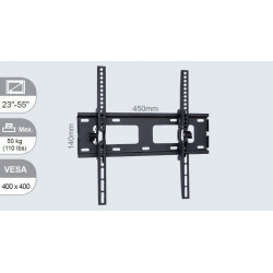 Vivolink Wall mount medium tilt up to Reference: VLMW2355T