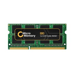 MicroMemory 4GB DDR3 1066MHZ SO-DIMM Ref: MMG1054/4096