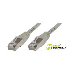 MicroConnect F/UTP CAT5e 10m Grey PVC Ref: B-FTP510