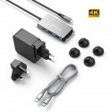 B-Tech AV Accessory Shelf (300x300mm) Reference: BT7033/B