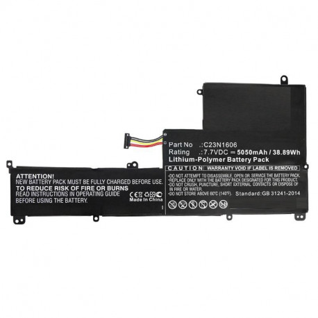 CoreParts Laptop Battery for Asus Reference: W125799780