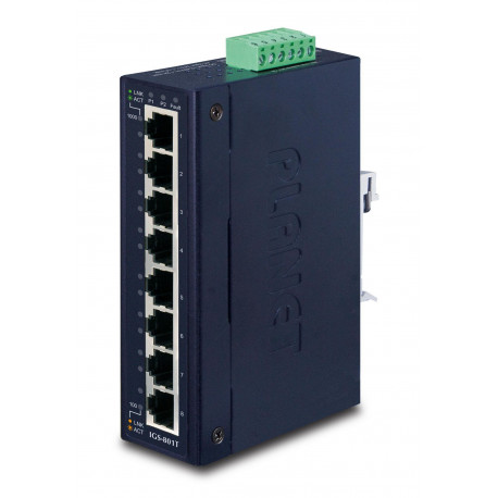 MicroConnect 95W 802.3af/at PoE Injector UK Reference: POEINJ-95W-UK