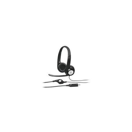 Logitech Headset USB H390 Reference: 981-000015