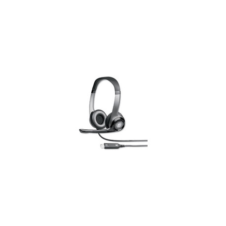 Logitech Headset USB H390 Reference: 981-000406