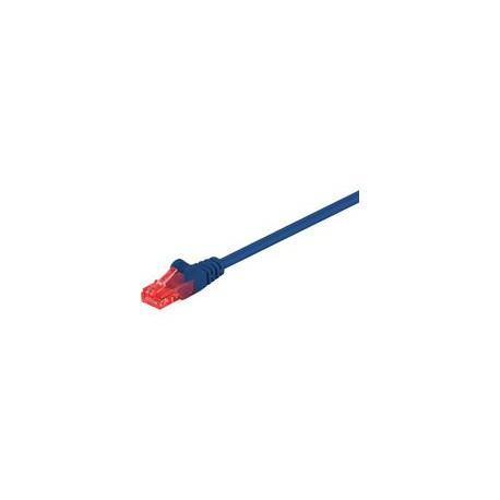 MicroConnect U/UTP CAT6 7.5M Blue PVC Reference: B-UTP6075B