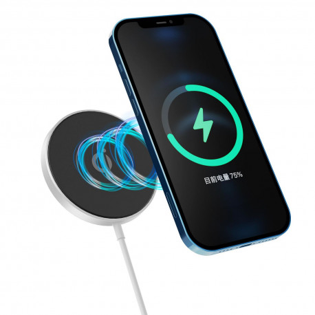 eSTUFF Magnetic Wireless Charger Reference: W125920090