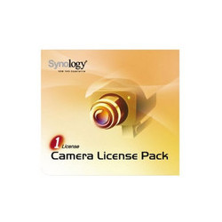 Synology Device License Pack 1 license Reference: DEVICE LICENSE (X 1)