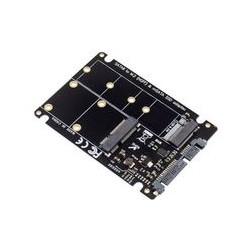 MicroConnect 2.5 SATA to M.2 mSATA Adapter Reference: MC-SSDSATACONV